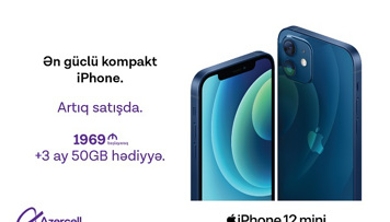 iphone-12-pro-max-ve-iphone-12-mini-azercell-ekskluziv-magazalarinda